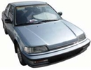 HONDA CIVIC HONDA CIVIC SEDAN 88-90