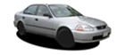 HONDA CIVIC HONDA CIVIC SEDAN 96-99