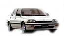 HONDA CIVIC HONDA CIVIC SEDAN 84-85