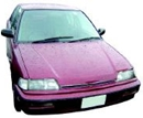 HONDA CIVIC HONDA CIVIC 86-87