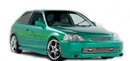 HONDA CIVIC HONDA CIVIC H/B 96-99