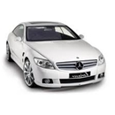 MERCEDES CL(W216)COUPE MERCEDES CL(W216)COUPE 07-