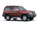 TOYOTA LAND CRUISER TOYOTA LAND CRUISER FJ90 PRADO 01-02