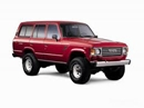 TOYOTA LAND CRUISER TOYOTA LAND CRUISER FJ80/82 89-97