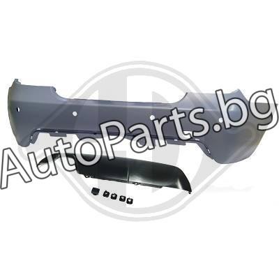 Задна броня  M-TECH за BMW 5Ser (E60)(E61) 07-