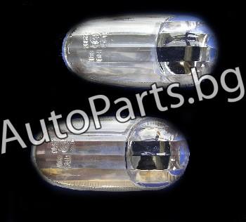 Кристални мигачи хром за ALFA ROMEO 147 01-