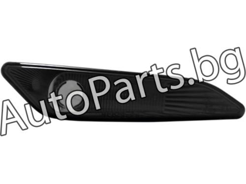 Кристални мигачи черен хром за ALFA ROMEO 156 97-03