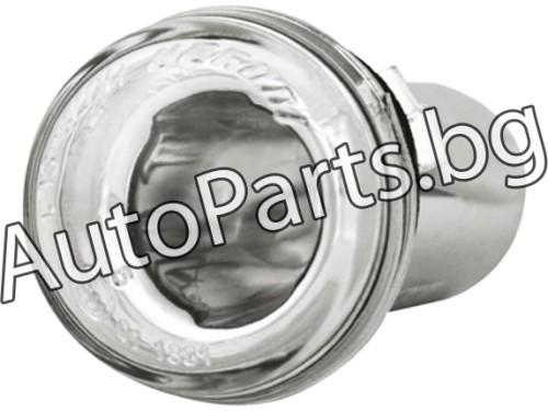 Кристални мигачи хром за FIAT UNO 89-93