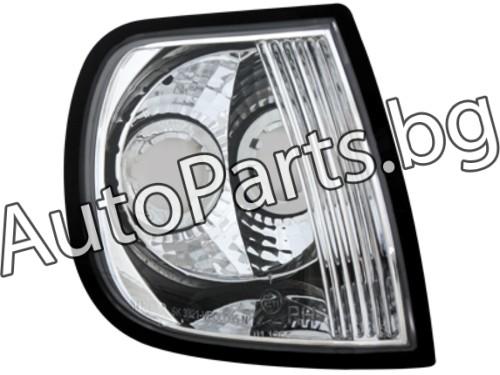 Кристални мигачи Хром за VW POLO H/B 94-99