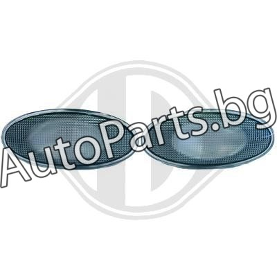 Кристални мигачи опушени за FIAT PUNTO 93-99