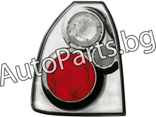 Dectane LED Стопове Кристални за HONDA CIVIC H/B 99-00