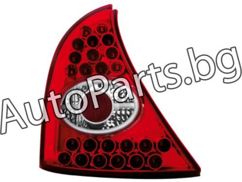 Dectane LED Стопове Червени за RENAULT CLIO 98-01