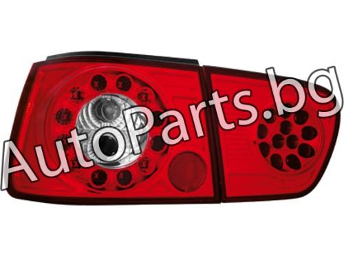 Dectane LED Стопове Червени за SEAT IBIZA 99-02