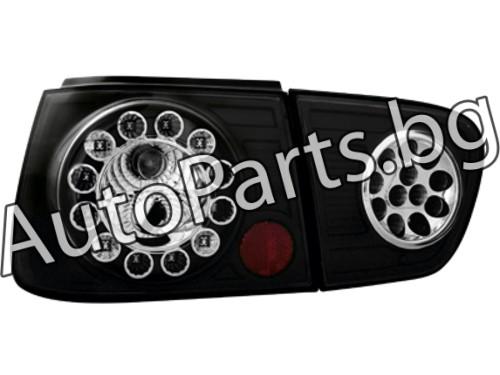 Dectane LED Стопове Черни за SEAT IBIZA 99-02