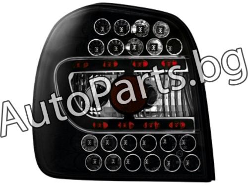 Dectane LED Стопове Черни за VW POLO H/B 94-99
