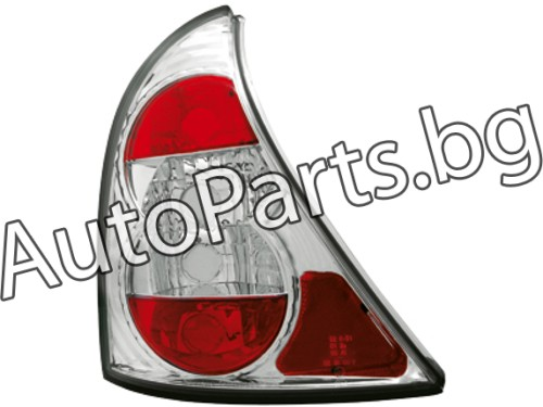 Dectane Стопове Хром за RENAULT CLIO 01-05
