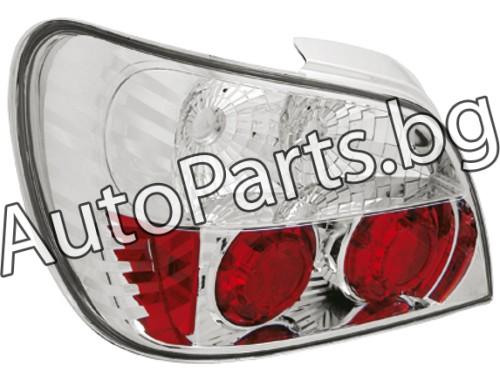 Dectane Стопове Хром за Subaru Impreza WRX 01-02