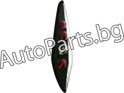 Dectane Стопове Черни 3D за FIAT PUNTO 99-03