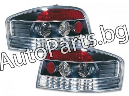 Тунинг LED стопове с черна основа за AUDI A3 03-