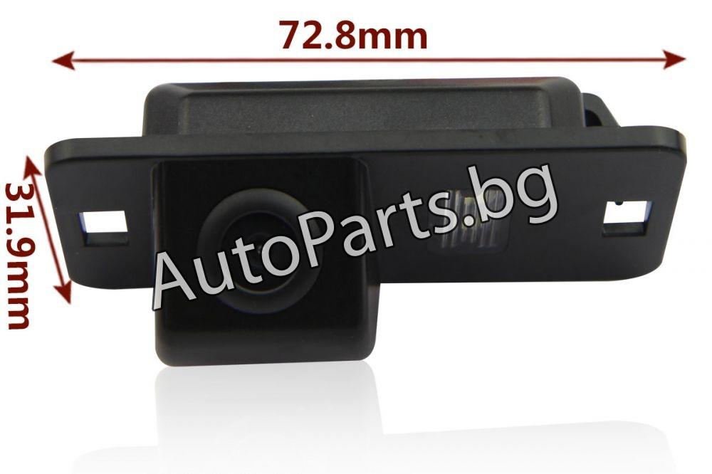 Камера за задно виждане за BMW Е82/Е46/Е90/Е91/Е39/Е53/Х3/Х5/Х6