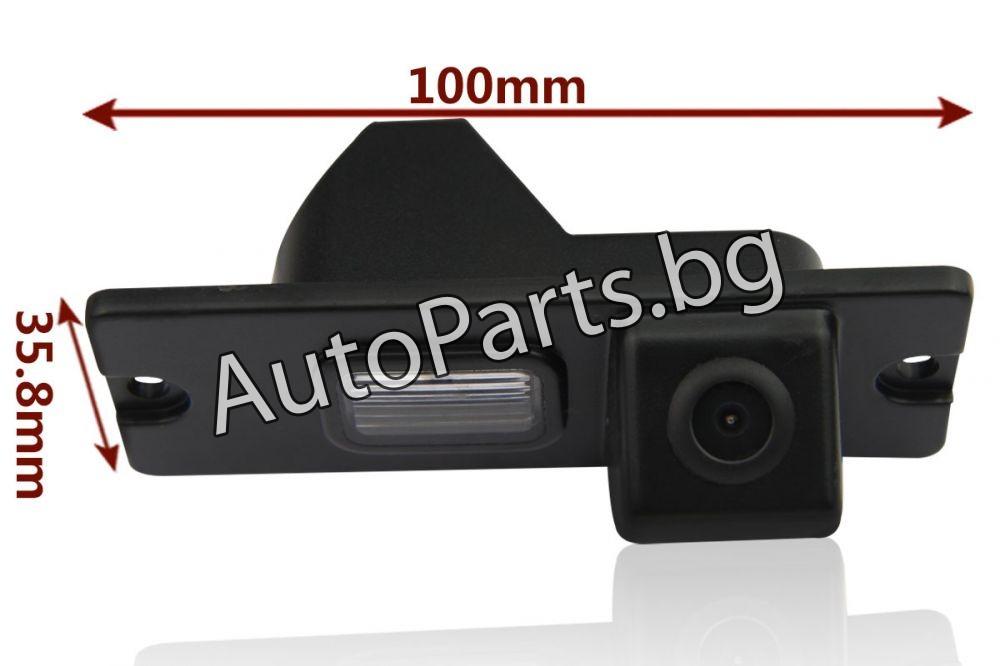 Камера за задно виждане за Mitsubishi Pajero/ Zinger/ L200