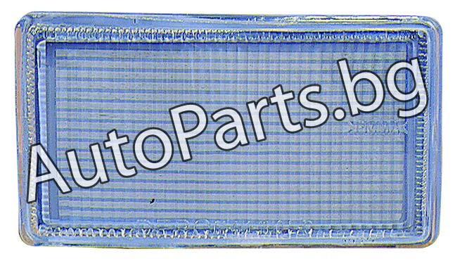 Бленда броня предна лява малка бяла за VW VENTO 92-98