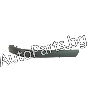 Лайсна броня задна черна дясна SW за VW PASSAT 97-00