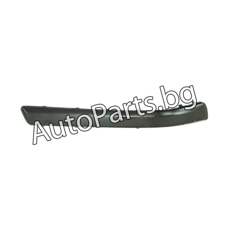 Лайсна броня задна черна лява SW за VW PASSAT 97-00