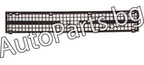 Решетка предна вътрешна за FIAT UNO 89-93