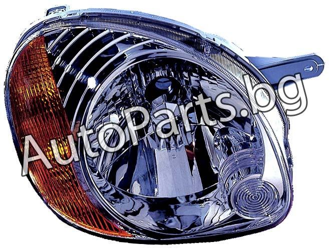 Фар ляв H4 ел. за HYUNDAI ATOS 98-