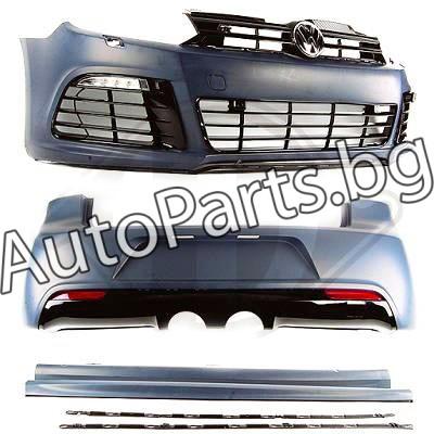 Боди Кит за VW GOLF VI 08-