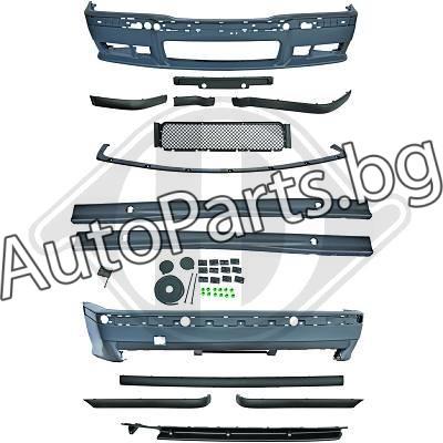 M-Пакет  Брони за BMW 3Ser (E36) SDN / S/W 90-98
