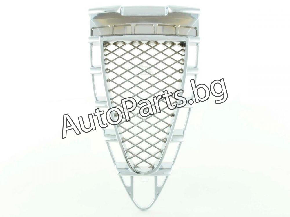 Решетка без емблема хром за ALFA ROMEO 147 01-