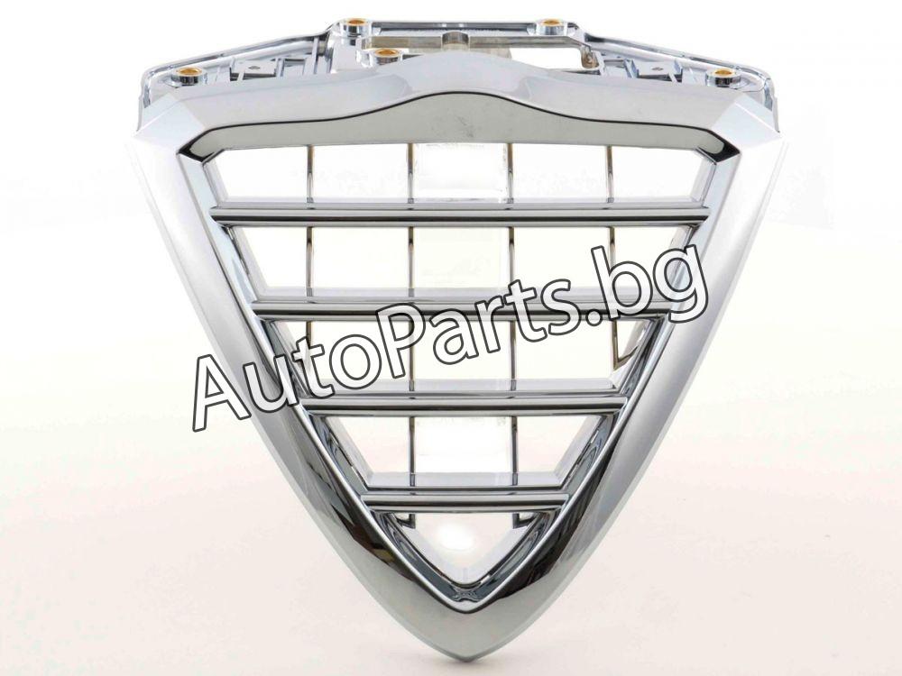 Решетка без емблема хром за ALFA ROMEO 156 97-03