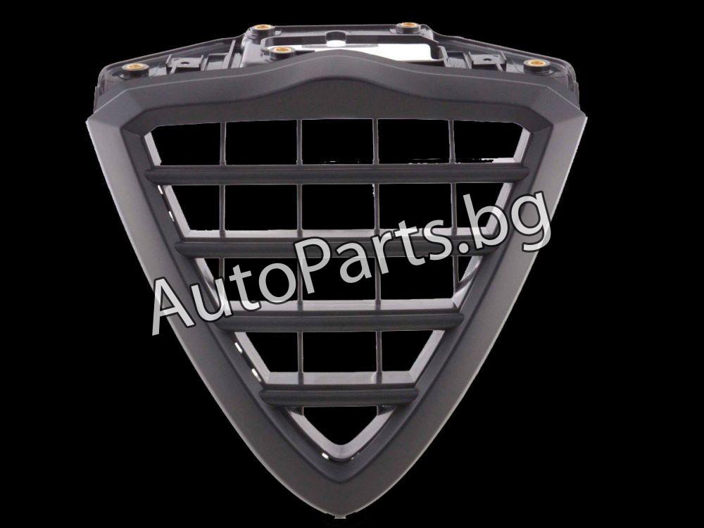 Решетка без емблема черна за ALFA ROMEO 156 97-03