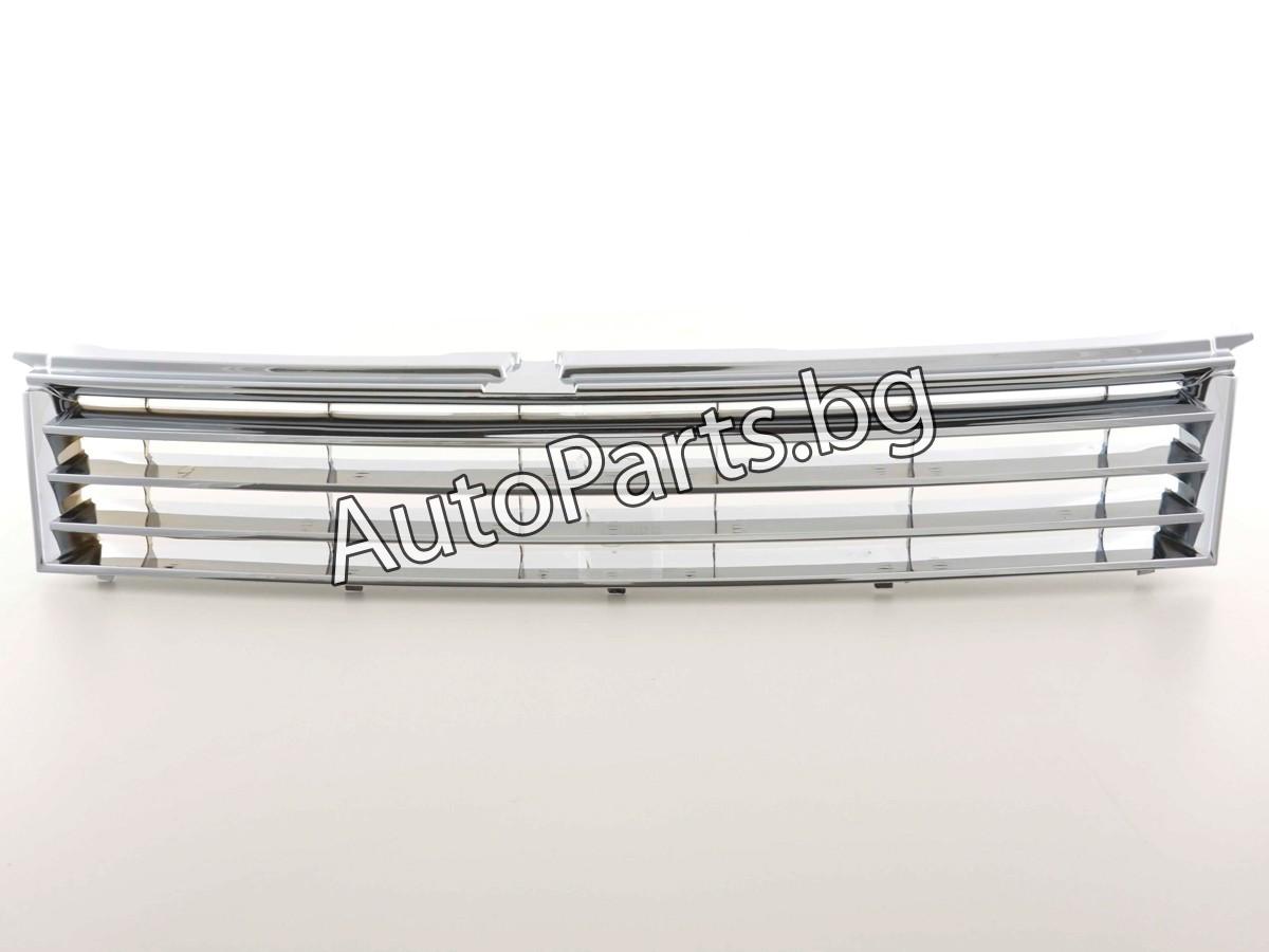 Решетка без емблема хром за FIAT STILO 01-