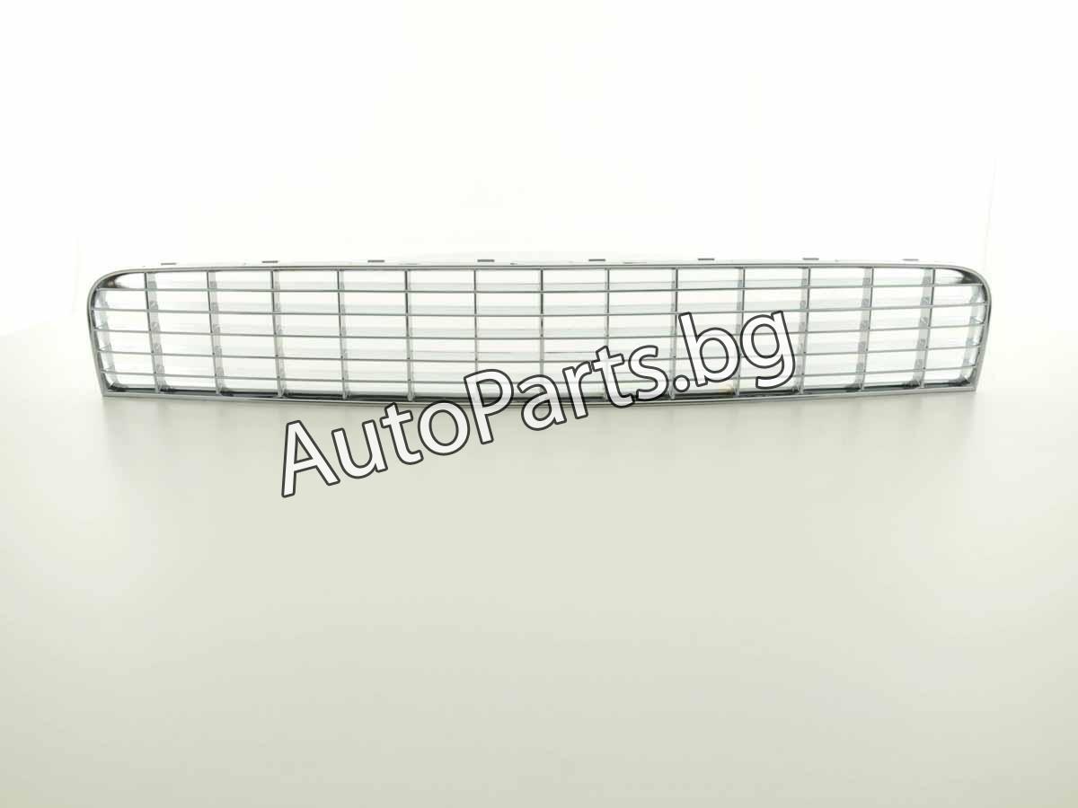Решетка без емблема хром за FIAT PUNTO GRANDE 05-