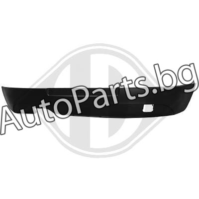 Лип спойлер задна броня GTI за VW GOLF V 04-