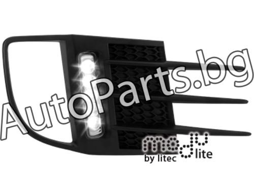DRL Дневни светлини за VW GOLF VI 08-