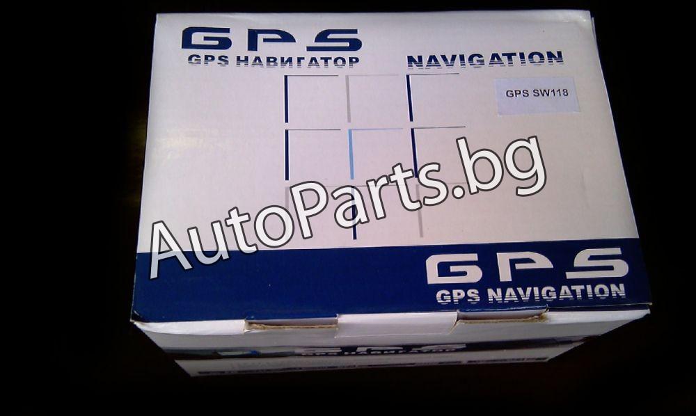 "7"" GPS навигация с WI-FI INTERNET, FM-Transmiter и Bluetooth"