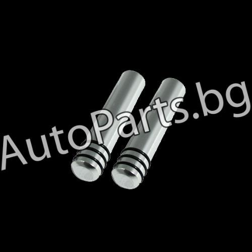 Пинове за вратите хром за VW GOLF IV 98-04