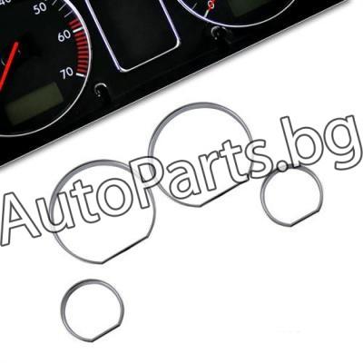 Рингове за копчета за BMW 3Ser (E46) SDN/SW 99-02