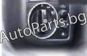 Рингове за копчетата на осветлението за BMW 5Ser (E39) 96-04