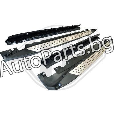Степенки за BMW X5 (E70) 07-
