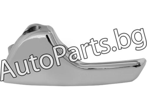 Метални хром дръжки за VW CORRADO 88-95
