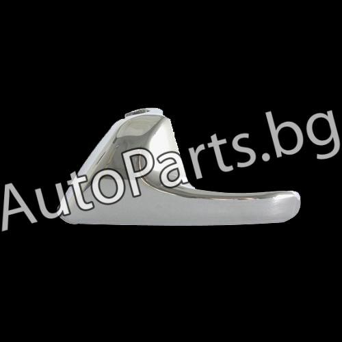 Метални хром дръжки за VW POLO H/B 94-99