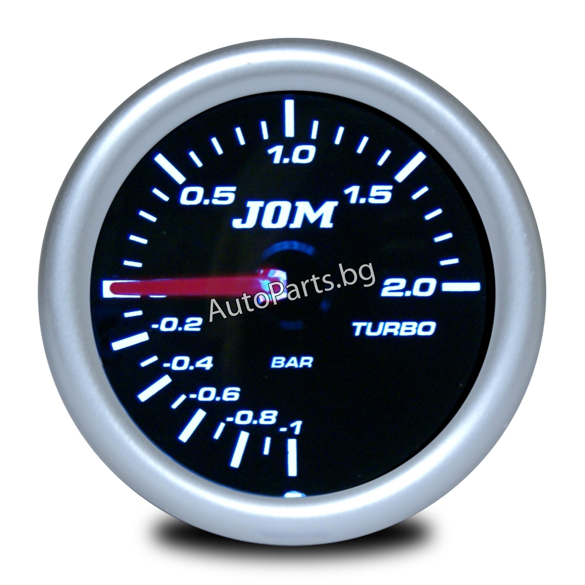Измервателен уред за турбо Boost Meter