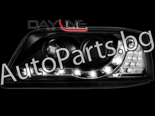 Фарове Кристални за VW TRANSPORTER T5 03-