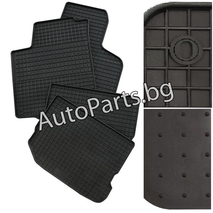 Гумени стелки за SEAT ALHAMBRA 10-